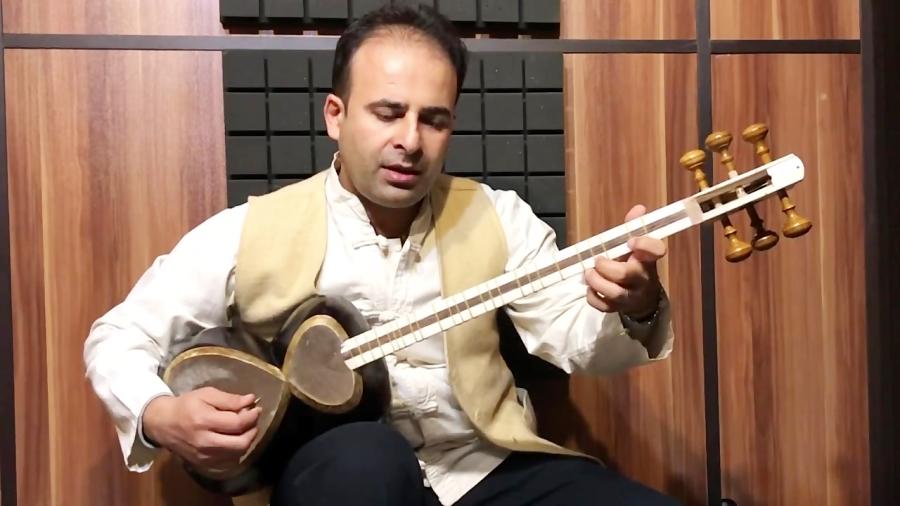 فیلم آموزش گوشهی دناسری دستگاه همایون ردیف میرزا عبدالله نیما فریدونی تار