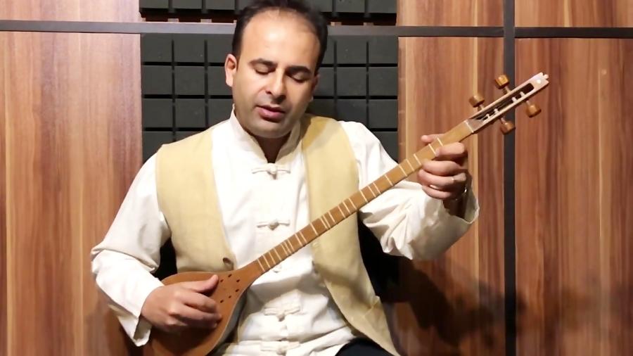 فیلم آموزش درس ۶ مستم آهنگ شیرازی تار و ترانه نیما فریدونی سهتار
