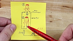 Non Contact Voltage Detector made with onl...