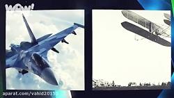 اولین سقوط مرگبار هواپیما در تاریخ!