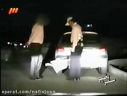پلیس بزرگراه تعقیب و گریز