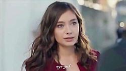 کلیپ عاشقانه غمگین ترکی - عاشقانه سریال ترکیه- بدون تو نمیخوام آسمون بارون بباره