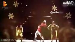 رقص جنجالی باران کوثری ...