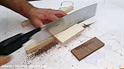 ویدیو آموزش ساخت جاکلیدی با چوب