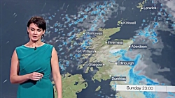 Gillian Smart – BBC Scotland Weather 16Dec2018