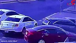 اولین سرقت خودرو توسط ی...