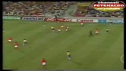 برزیل - هلند جام جهانی 98