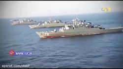 تصاویر دیده نشده از اقتدار نیروی دریایی ایران