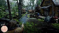 قسمتی از نبرد در رد دد ردمپشن Red Dead Redemption 2