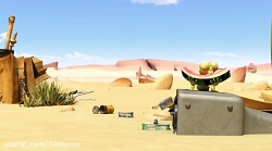 انیمیشن اسکار قسمت 2 دوم