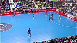 Copa de España Ciudad Real 2017: Final: ElPozo Murcia vs Movistar Inter