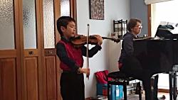 Banjo and Fiddle - Christian Li (8 y)