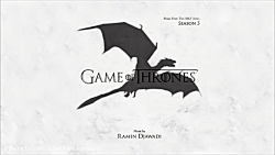 ۰۸  – Wall of Ice –  Game of Thrones –  Season 3 – Soundtrack