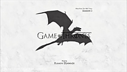 ۱۰ – I Have To Go North – Game of Thrones – Season 3 – Soundtrack