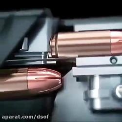 مکانیزم شلیک گلوله
