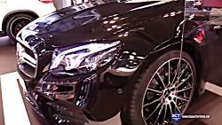 نگاهی کنید به طراحی مرسدس بنز E53 AMG کوپه مدل ۲۰۱۹