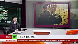 Back Home: 30 children of allegedly ISIS p...