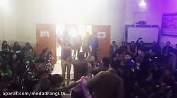 عموبهروز-جشن کودکان معلول-ترانه شاد و رقص بچه ها