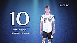 ده گل برتر جام جهانى ٢٠...