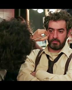 از گریم شهاب حسینی و تر...