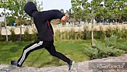 پارکور ساوه freerunning #saveh @...