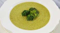 طرز تهیه سوپ بروکلی بسیار خوشمزه، خوشرنگ و غلیظ