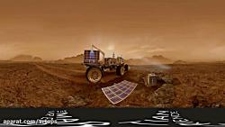 فیلم واقعیت مجازی مریخ ...