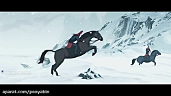 آخرین داستان [1397] تریلر انیمیشن سینمایی