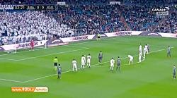 خلاصه لالیگا: رئال مادرید 0-2 رئال سوسیداد