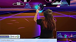 بازی واقعیت مجازی Synth Rid...