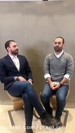 مصاحبه با محمدرضا ماندنی در مورد تاثیرات شبکه های اجتماعی در کسب و کار عکاسی