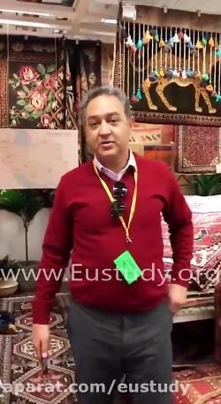 صنایع دستی ایران در فرو...