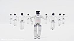ASIMO رُبات دوست داشتنی ه...