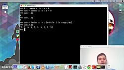 52- توابع lambda یا تک خطی