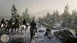 معرفی بازی Red Dead Redemption 2 – برتر گیم