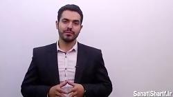 ویدیو تدریس درس اول عربی دهم بخش دوم