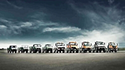The Unimog. History of an unique vehicle c...