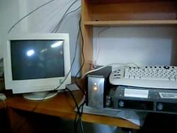 My Vintage Little Home Rack Server - HP DL...