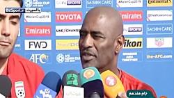حواشی تمرین امروز تیم ملی فوتبال ایران