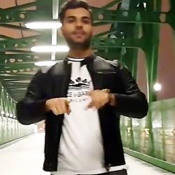رقص آذری یک پسر