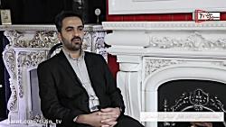 گفتگو با احمد مصطفی زاد...