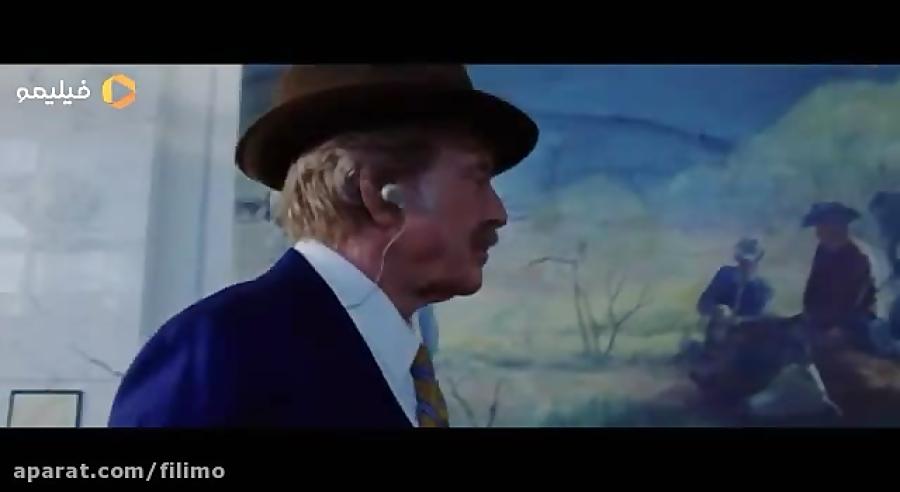 آنونس فیلم سینمایی «پیرمرد و اسلحه»