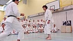 فیلم آموزشی کاراته