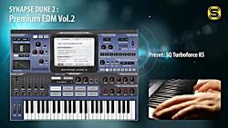 DUNE 2 Premium EDM Vol. 2 Sounds