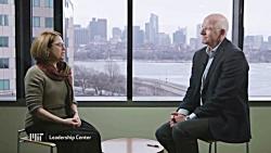 کشف امضای رهبری- گفتگوی مرکز رهبری MIT با خانم پروفسور آنکونا