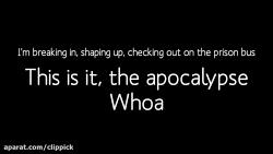 متن آهنگ Radioactive ( رادیو ...