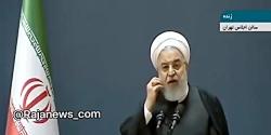 روحانی در سالگرد هاشمی: قدرت دفاعی ایران از هاشمی است!