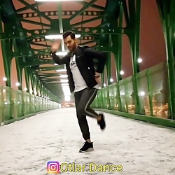 رقص آذری پسر خوش تیپ تب...
