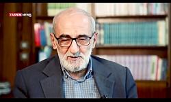 فیلم مصاحبه حسین شریعتمداری با خبرنگار تسنیم
