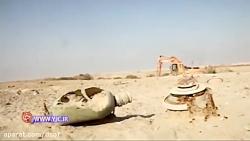 فیلم مستند از لحظه کشف پیکر مطهر شهید حجت الله خانلر خانی